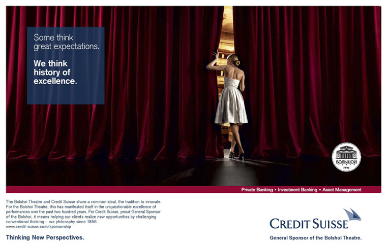 credit suisse swiss institution