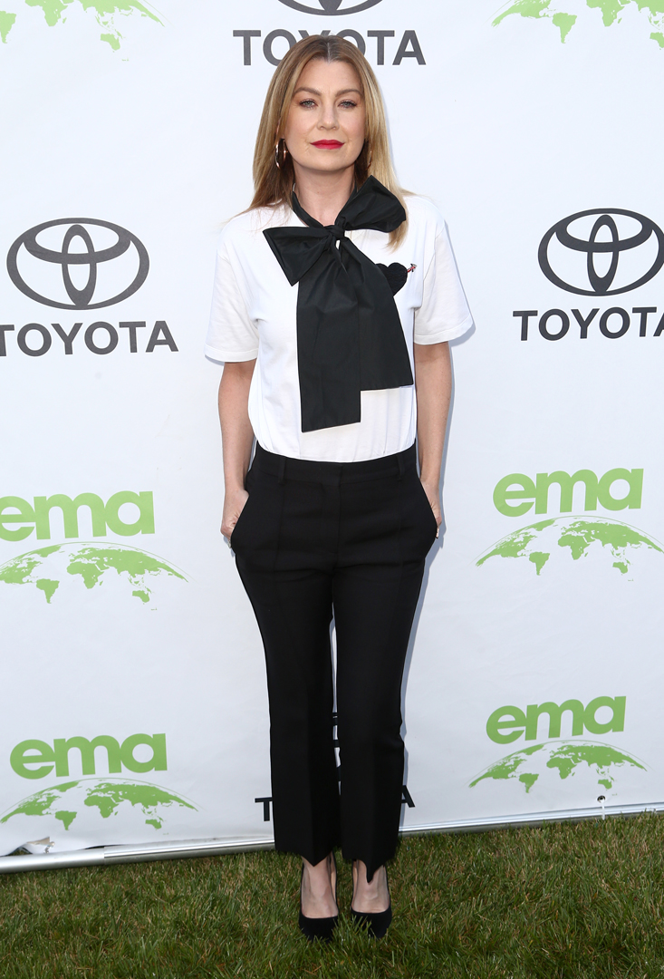Ellen Pompeo 1st Annual Environmental Media Association Honors Benefit Gala