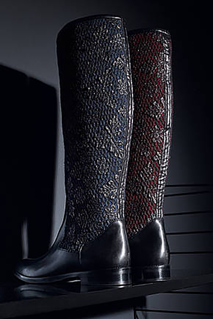sparkling boots ad