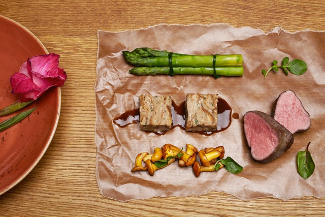 Food Styling Meat