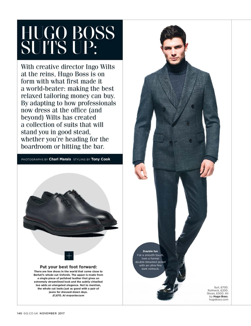gq uk hugo boss suit men