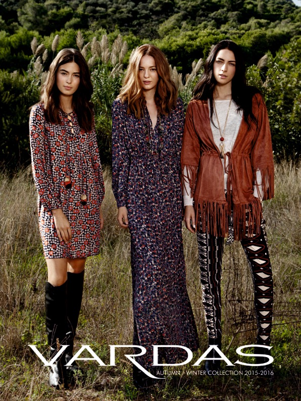 fashion girls group nature
