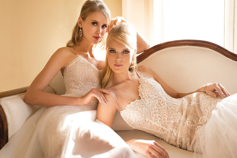 bridalwear girls country house