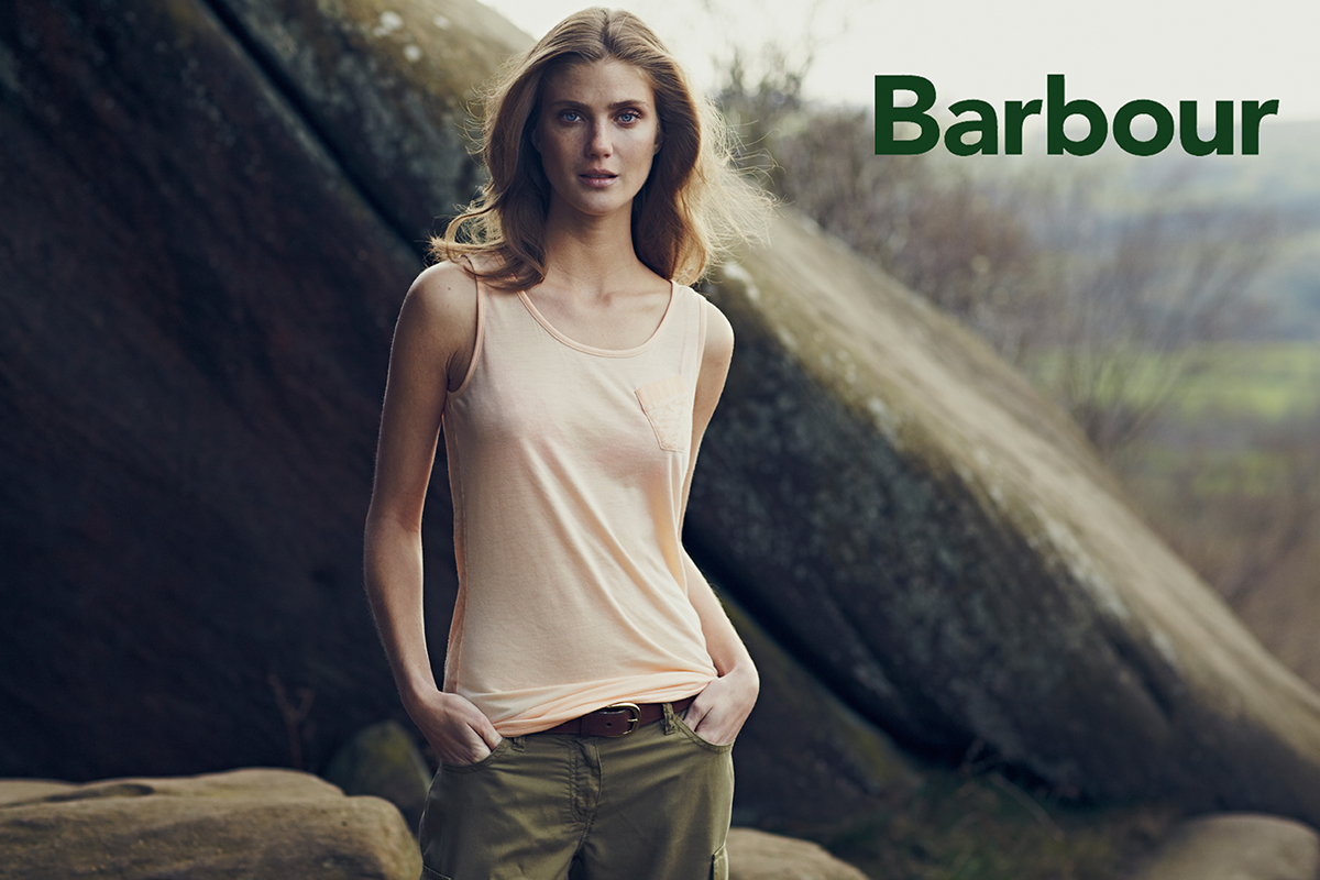 barbour girls 125 years
