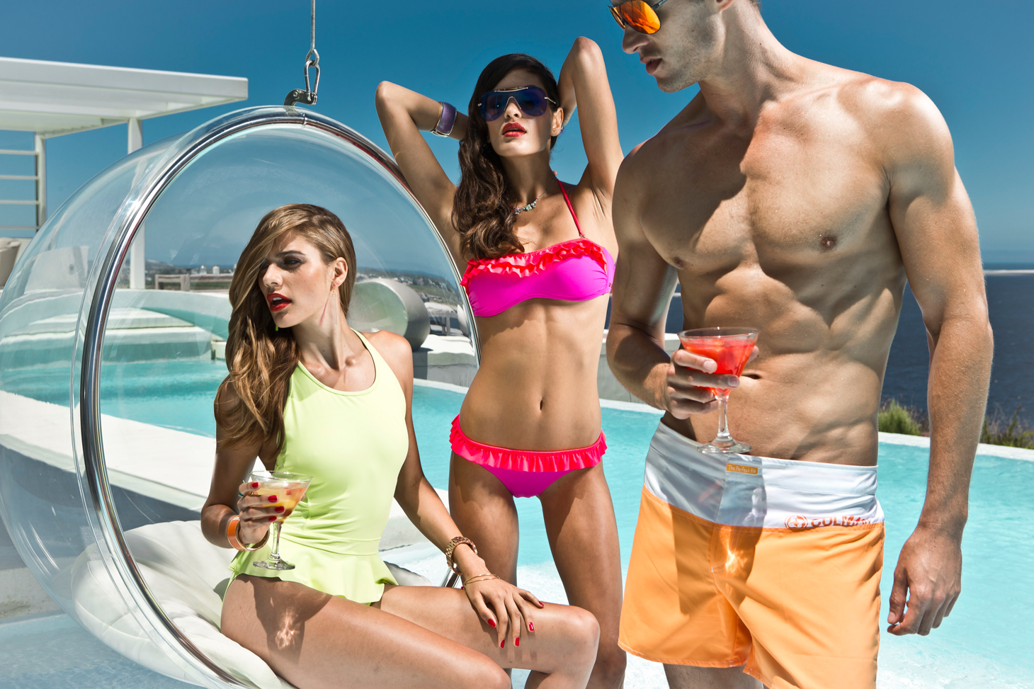 bademode swimwear pool models