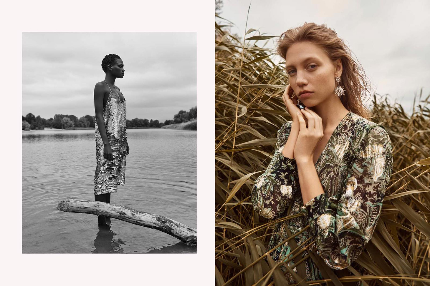 sarah storch fall magazine pink look styling mimi roncevic