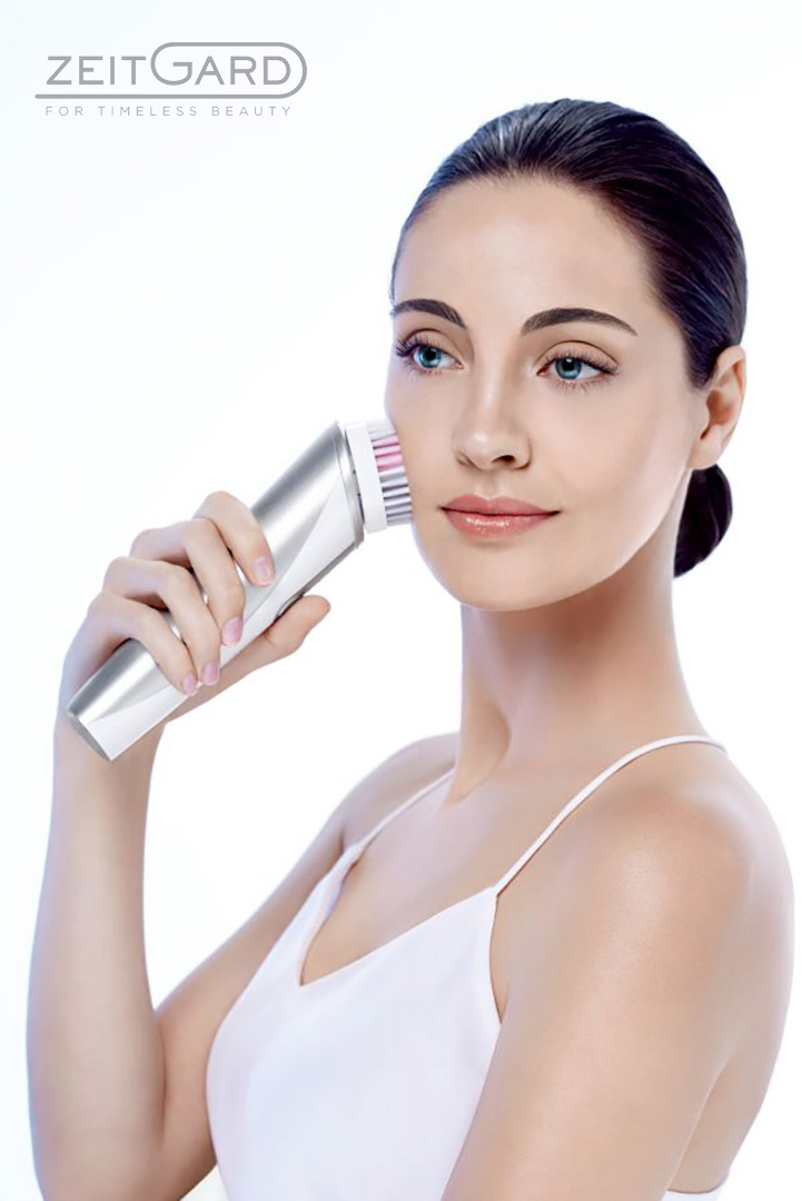 zeitgard beauty women face