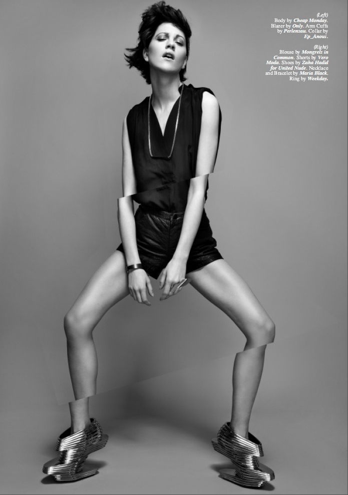 huf magazine woman fashion