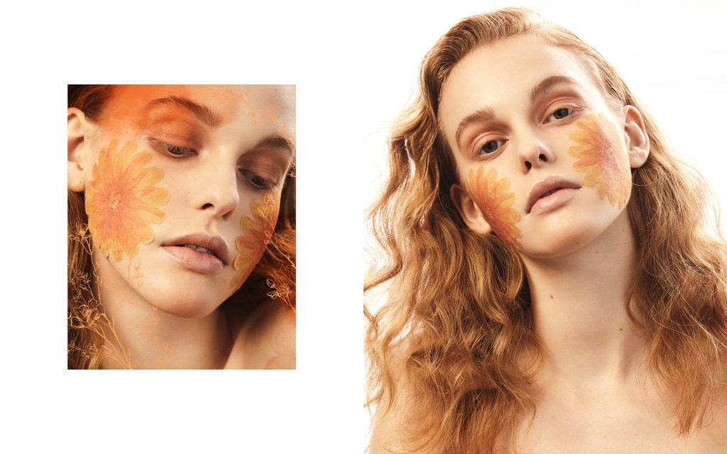 Orange Makeup Natural