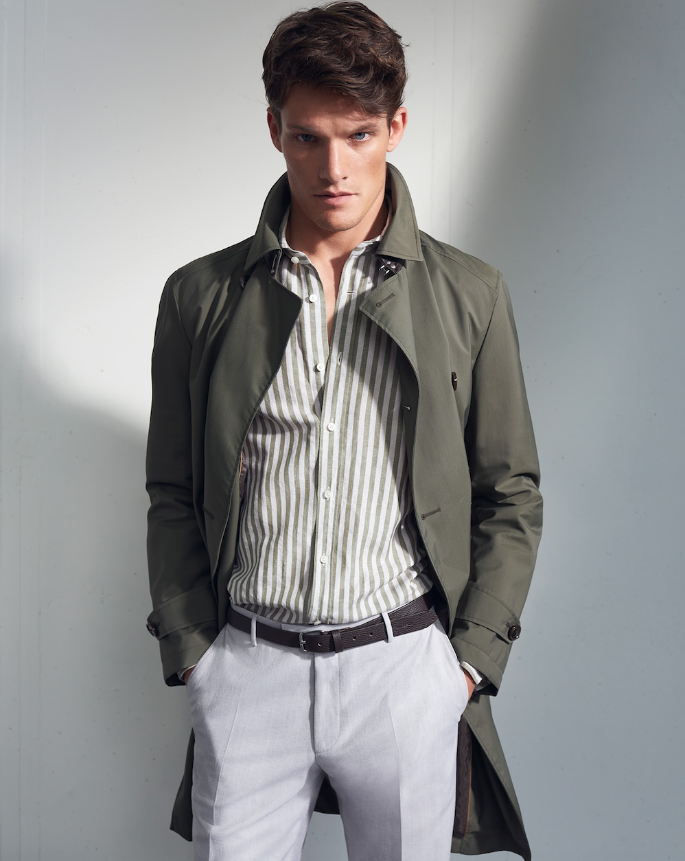 Brown Jacket Male Fashion Windsor Lookbook