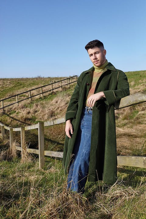 nick jonas gucci celebrity styling lhommes officiel