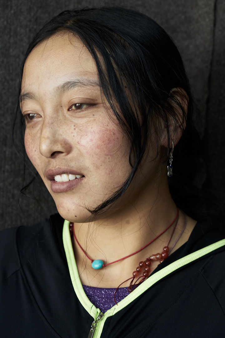 women fashion tibet colours